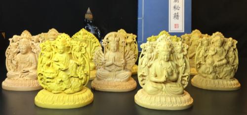 Cách Lựa Chọn, Trưng Bày và Sử Dụng Tượng Phật Độ Mệnh Để Cầu Sức Khỏe - Bình An - May Mắn - Thành Công