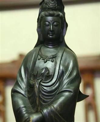 Tượng Phật Quan âm bồ tát và ý nghĩa phong thủy