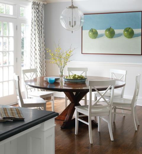 Làm sao để bố trí bàn ăn hợp phong thủy?