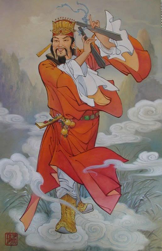 Tượng Bát Tiên gồm những ai và cách bố trí hợp phong thủy