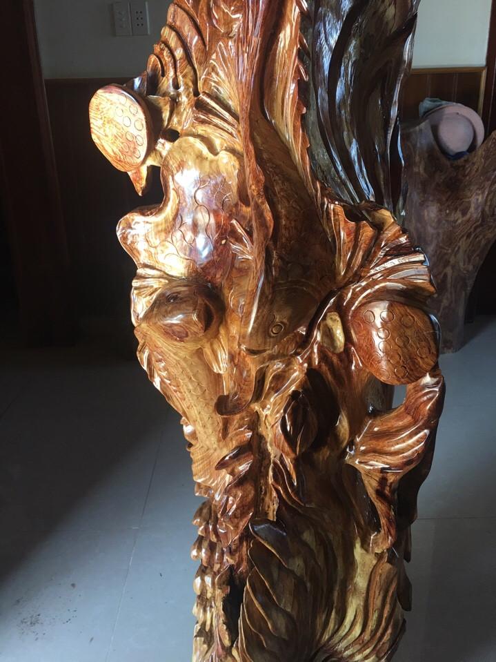Kiến thức cơ bản về gỗ lũa