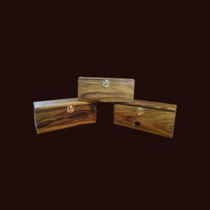 Hộp đựng trang sức gỗ bách xanh Sơn La