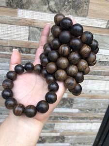 Vòng tay gỗ trầm khánh hòa 8,10,12,14,16,18mm