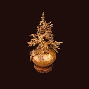 Bình mai lan phú quý nu hương 93x55x55cm (đk 43cm)