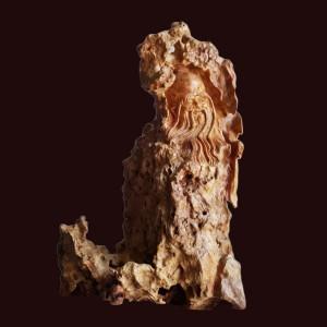 Tượng ông thọ nu hương Kt: 47x31x22cm