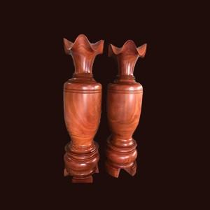 Lộc bình gỗ đinh hương 180x50cm