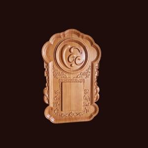 Đốc lịch chữ lộc gỗ thông 67x42,5x5,5cm