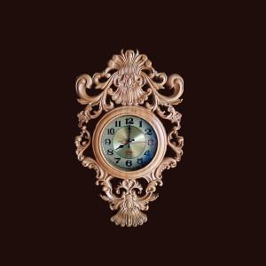 Đồng hồ treo tường gỗ thông 61x39x5,5cm