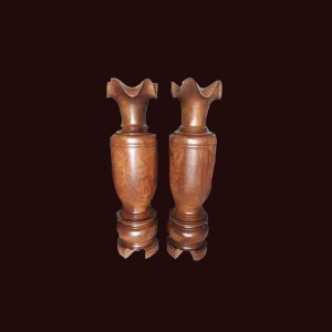 Lộc bình gỗ ké 180x50cm