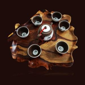 Khay trà gỗ Cẩm Chỉ 03