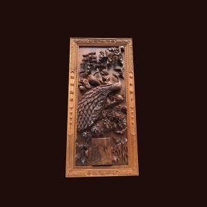 Đốc lịch phu the viên mãn gỗ bách xanh