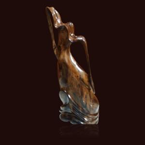 Bình nghệ thuật Thủy Tùng 34x12cm