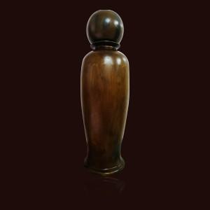 Bình phú quý gỗ Thủy Tùng 52x21cm