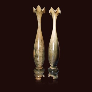 Tỳ bà gỗ Đổi màu cao 1,2m