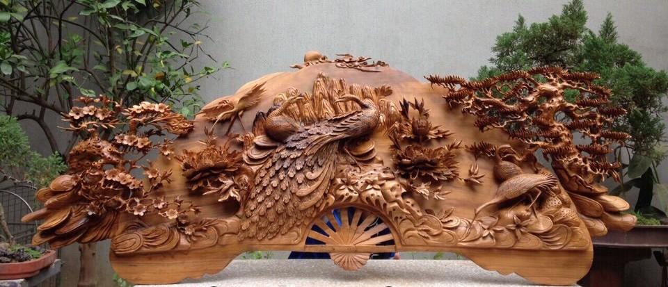 Tranh gỗ phu thê viên mãn - Bí quyết giữ lửa hạnh phúc gia đình