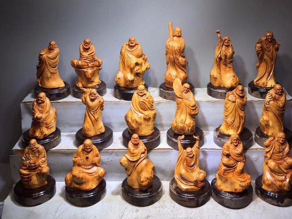 Sự tích Thập Bát La Hán - Vì sao 16 vị lại trở thành 18 vị La Hán?