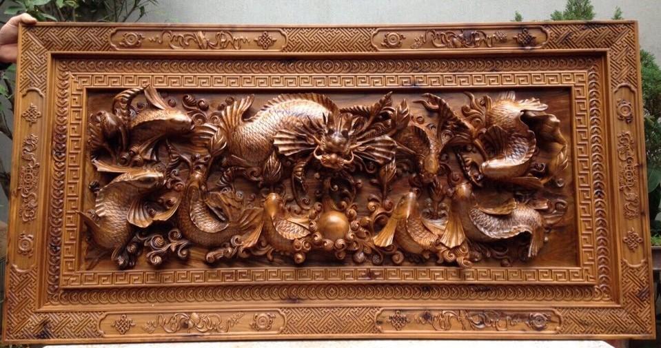 Những bức tranh gỗ đẹp bạn nên có trong nhà