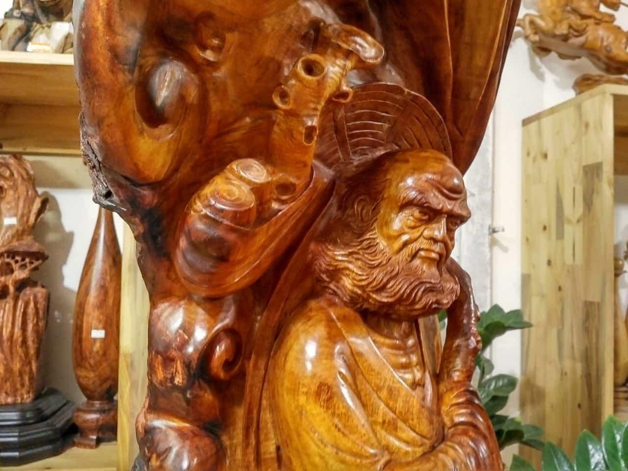 4 cách giúp bạn chọn mua được tượng Đạt ma sư tổ hợp phong thủy